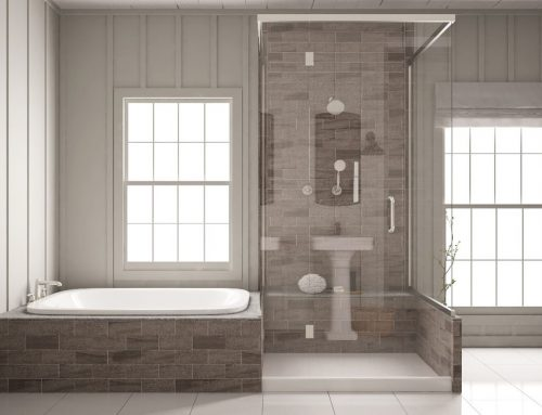 7 Beautiful Shower Doors You Need To See Right Now